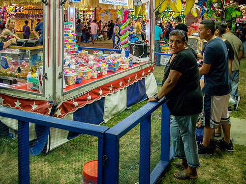 Kennett Carnival: Winning One for Ma-ma