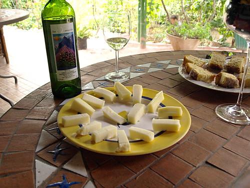 Wine tasting at Los Berrazales, Gran Canaria