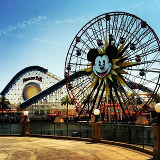 Disneyland California Adventure