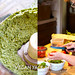 Making Kale Pepita Pesto
