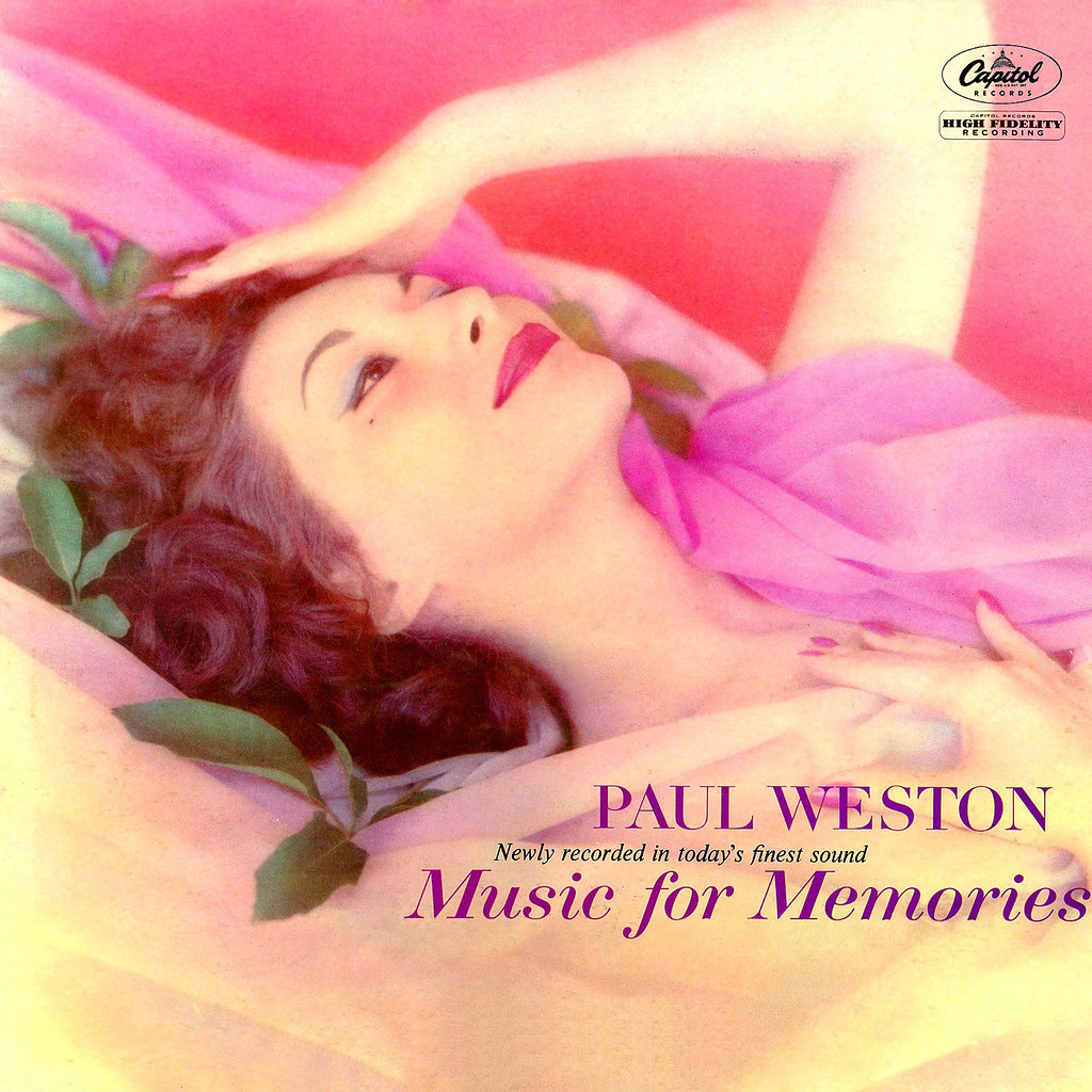 Paul Weston - Music for Memories