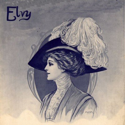 Elvy - Misery Needs Company