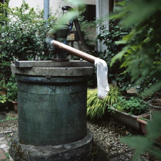 現役の井戸