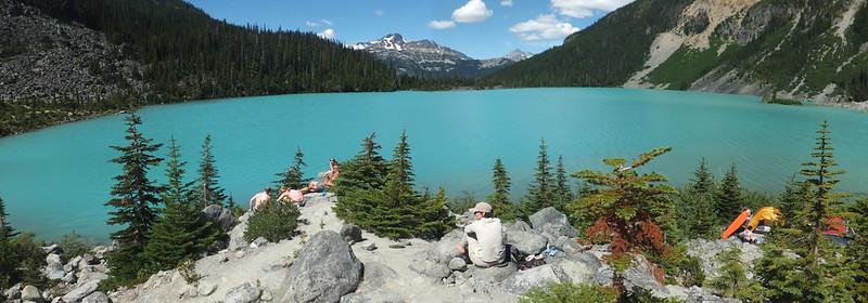 Upper Joffre Lake 1