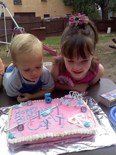 Carly's b-day 2012