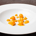 "Halibut with cape gooseberry, chipotle, and masa ""wire"" 01"