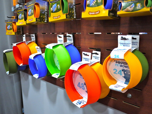 Guyot Designs Squishy Pet Bowls