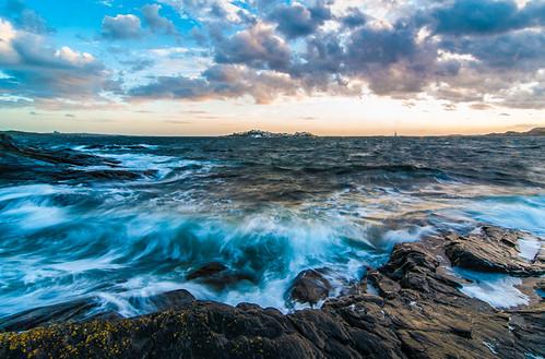 Windy evening II by Brintam