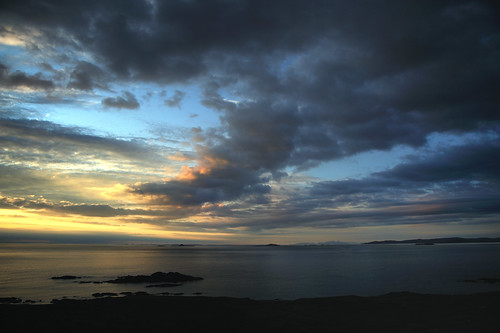 Iona Sunset