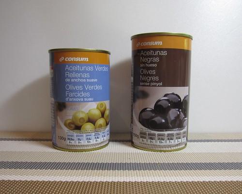 オリーブの缶詰・・・バルセロナ 2012.6.7 by Poran111