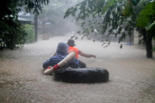 Manila flood photos