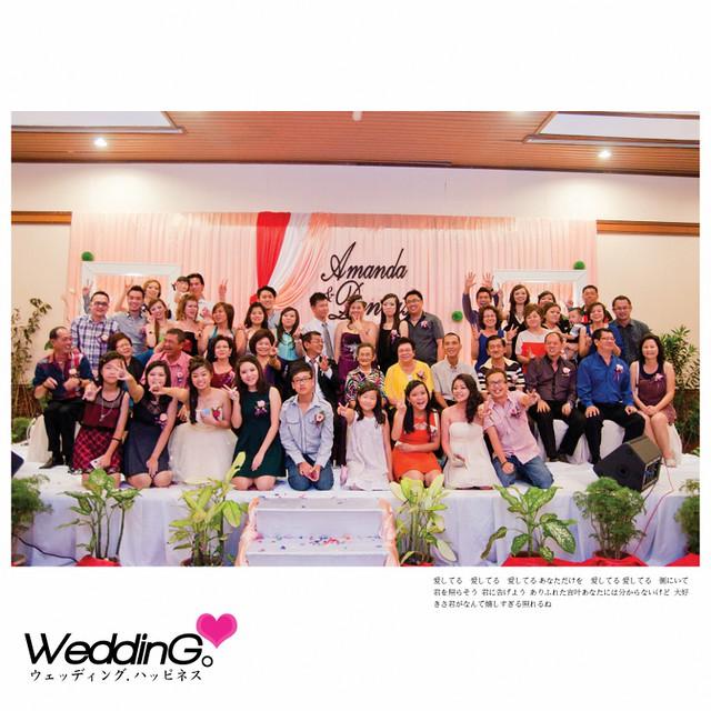 Amanda & Dennis Wedding Reception54
