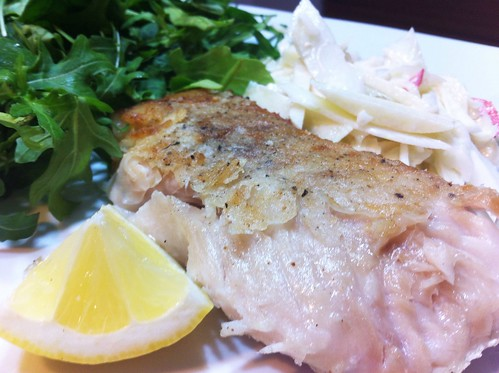 Grilled Nile Perch by mjd-s