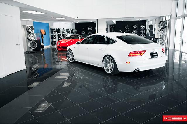 Audi A7 - VVSCV7