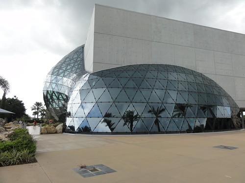 Dali Museum-Outside view
