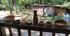 Wooden Bowls and More