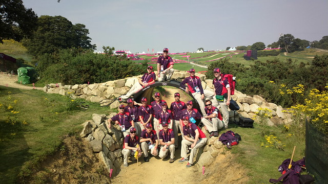 'The Rabbit Hole' Team