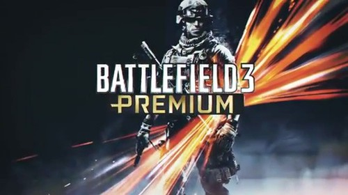 Battlefield 3: Premium Edition Announced