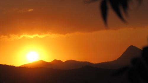 sky sunrise landscape atardecer view cielo piura morropon altopiura