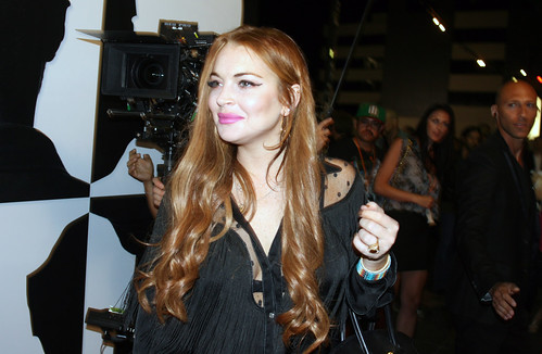 19 Willpower Lindsay Lohan