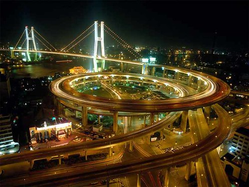 Nanpu Bridge Shanghai bridge (19)