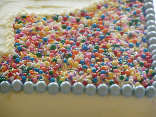 Sprinkle close-up