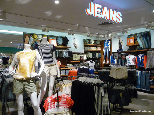 brands outlet fahrenheit 88 women jeans