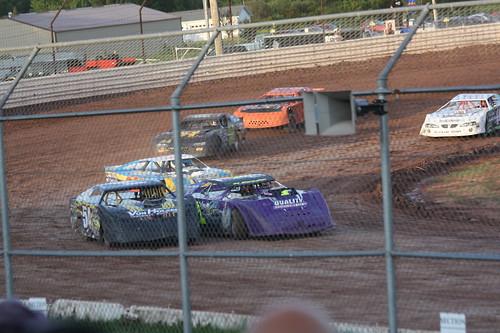 8.11.12 ABC Raceway - Six Cylinders in Turn 4