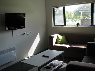 ECU student accommodation