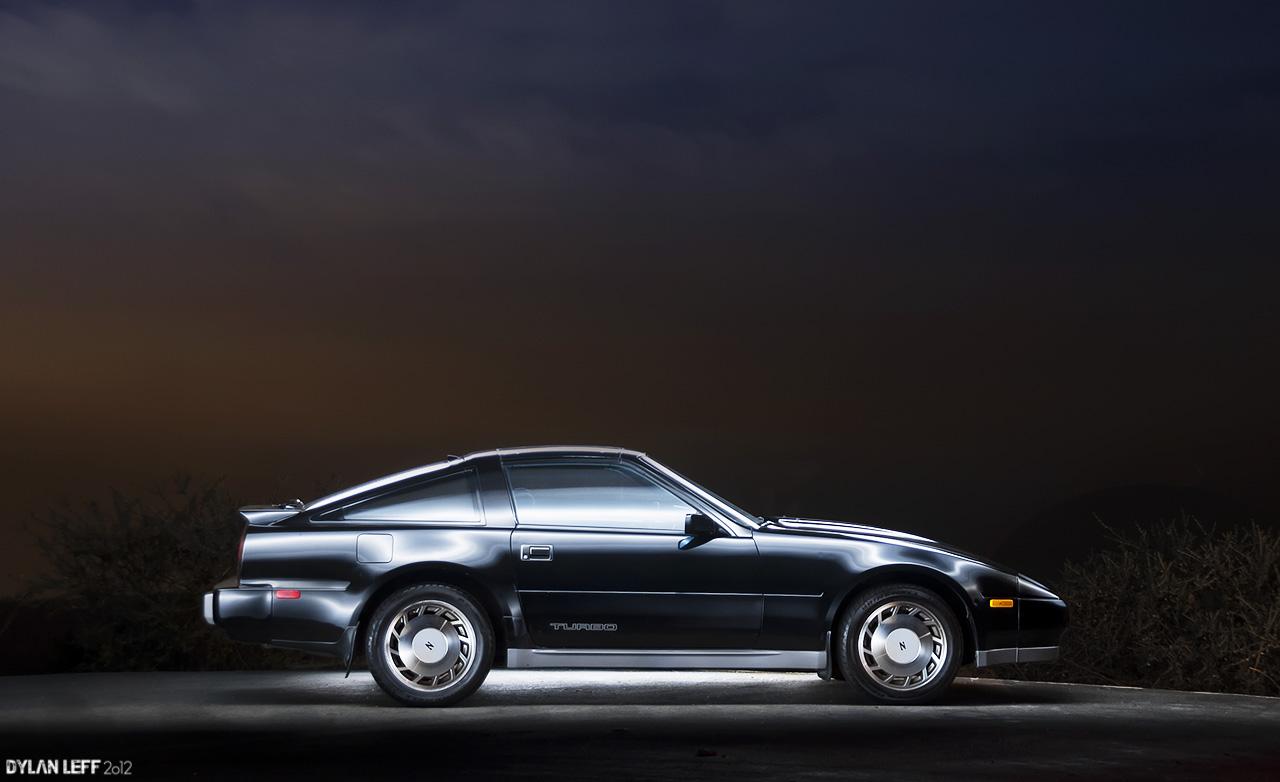 1987 Nissan Z31 300zx Turbo Museum Status