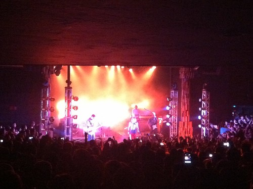 Café Tacuba at the Observatory