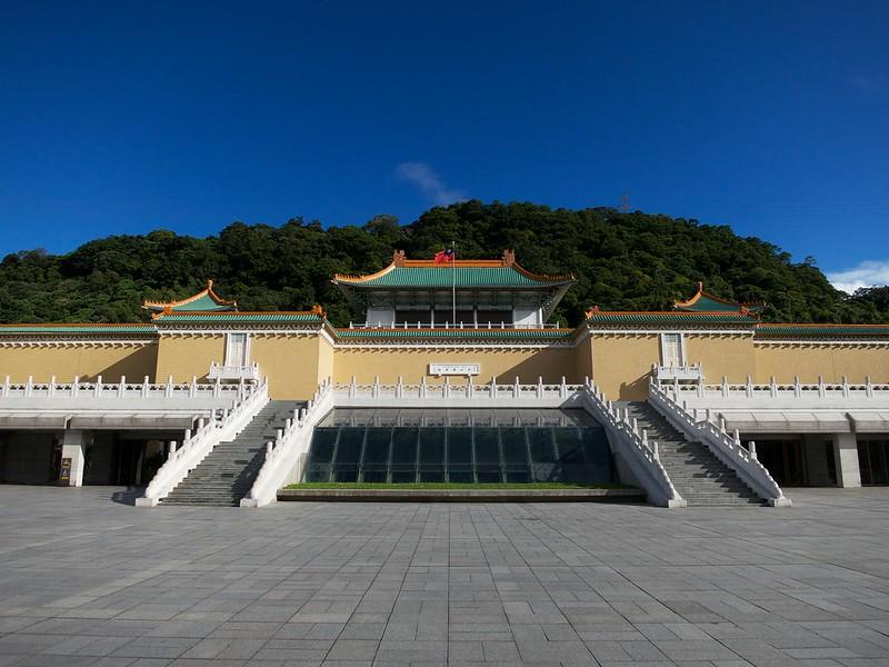 2012 台湾旅行 故宮博物院