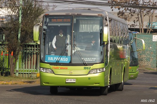 Tur Bus | Terminal Alameda | Busscar Vissta Buss LO / WK6659