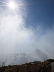 Wall of Mist at Victoria Falls 2