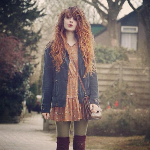 Fashion indie winter