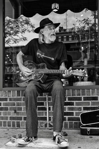 David Raye Blues_6176 bw