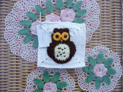 'Owl' Challenge. Thanks so much for these lovely squares!