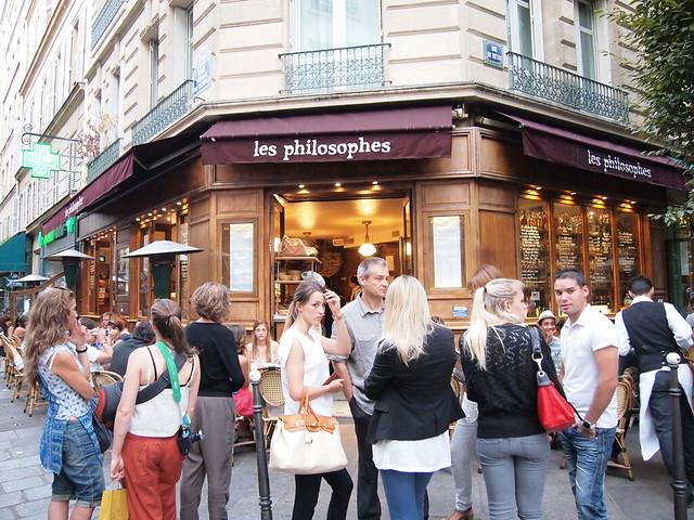 Les Philosophes,Paris