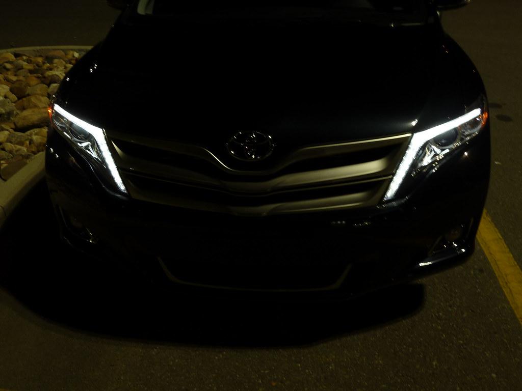 toyota venza led lights