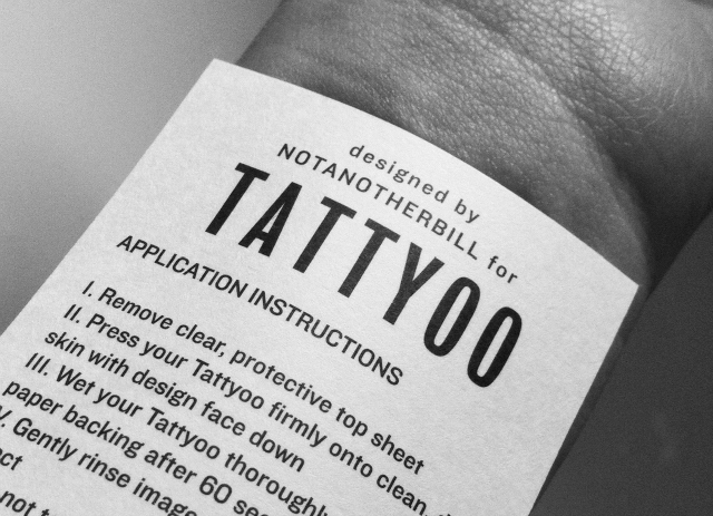 tattyoo applying vivatramp uk blog