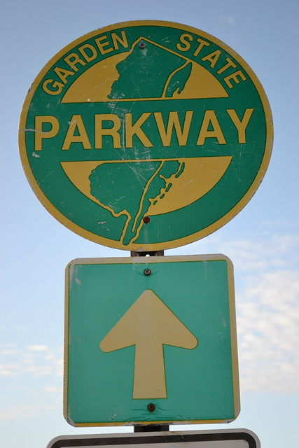 Garden State Parkway Sign In Deal New Jersey Flickr Photo Sharing