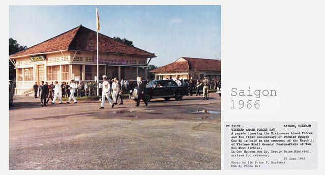 Saigon 1966 - ngày quân lực (2)