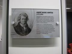 ActewAGL House - André Marie Ampère (1775-1836)