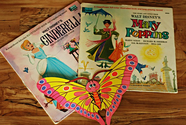 Vintage Disney Records