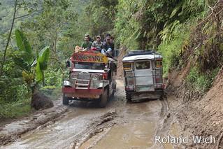 Philippines Overland Travel