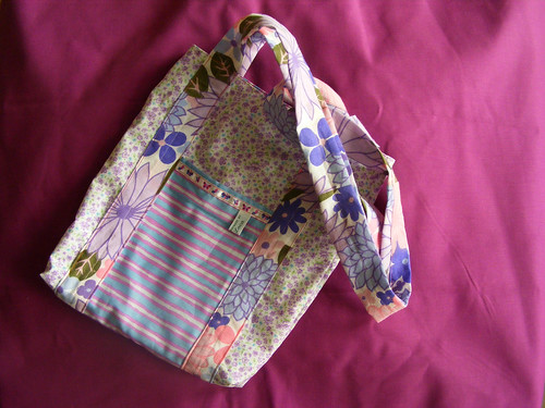 Another poochie bag....
