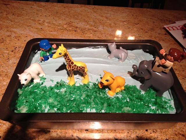 217 duplo cake