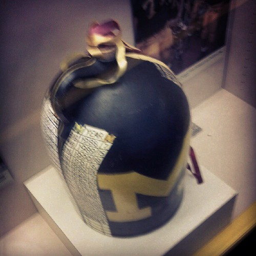 Little Brown Jug. #UMFootball