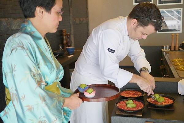 Tatsu - Japanese restaurant Intercontinental Hotel KL (55)