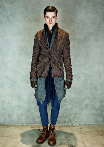 Otto Lundbladh0029_KAZUYUKI KUMAGAI AW12(ATTACHMENT)